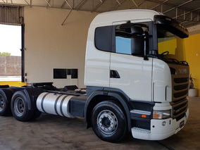 Scania 124 G 380 6x2 2011 Completa
