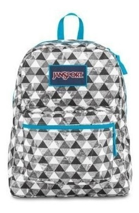 Mochila Jansport De 25 Lts. Super Break (multi Marble Pr)