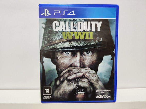 Call Of Duty Wwii Ww2 Ps4