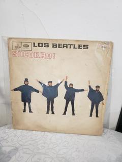 Disco Vinilo Los Beatles Socorro