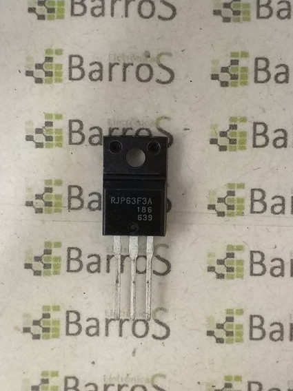 Transitor Rjp63f3a Rjp63f3 A Rjp 63f3a To220