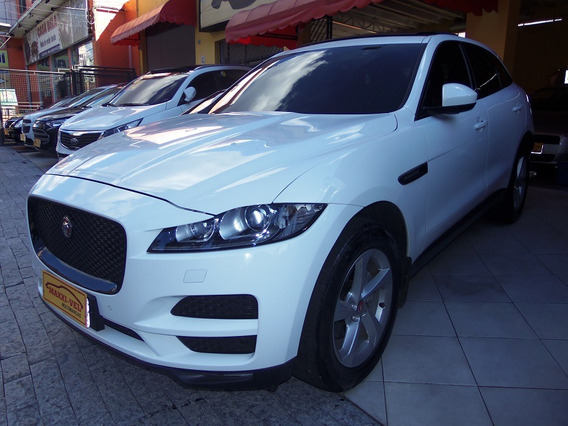 Jaguar F-pace 2.0d Prestige 4wd