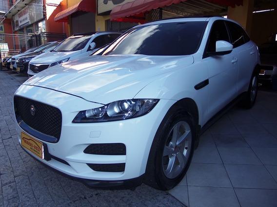 Jaguar F-pace 2.0d Prestige 4wd Ano 2017