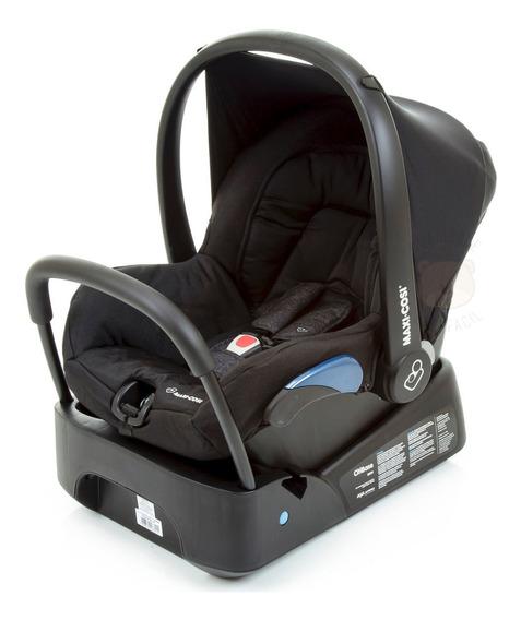 Bebê Conforto Maxi Cosi Com Base Citi Black 0 A 13 Kg - Bebefacil