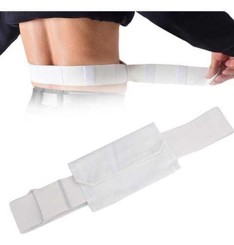 Imagen 1 de 9 de Cinturón Ajustable Para Catéter Peritoneal