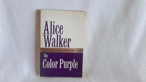 The Color Purple Alice Walker Quartet