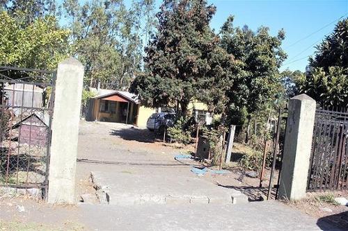 Imagen 1 de 10 de Venta Casa En San Pedro De La Paz, Con Amplio Sitio