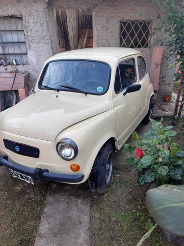 Fiat 600 Mod 82 82