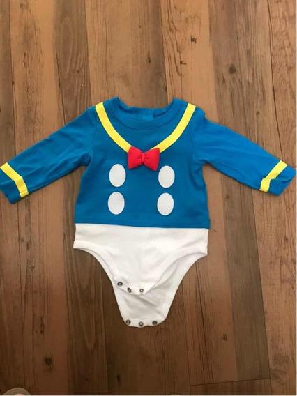 Body Temático Pato Donald - Disney (original)