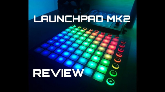 Launcpad Mk2 Novation