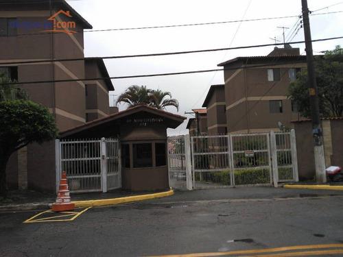 Apartamento Com 2 Dormitórios À Venda, 58 M² - Assunção - São Bernardo Do Campo/sp - Ap11565