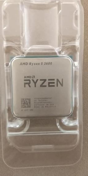 Processador Amd Ryzen 5 2600 Sem Cooler
