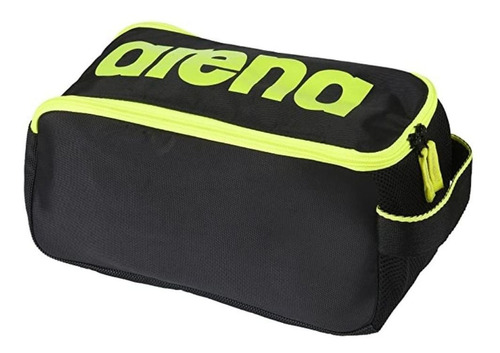 Imagem 1 de 1 de Bolsa Spiky 2 Shoe Bag Amarelo/preto