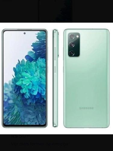 Imagem 1 de 5 de Samsung S20 Fe Verde