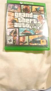 Videojuego Gta5 Para Xbox One Nuevo