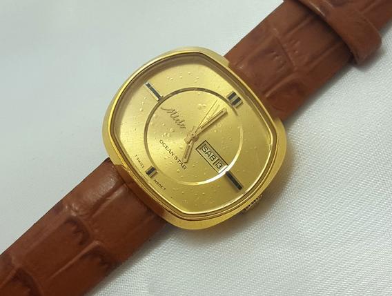 Relógio De Pulso Feminino Mido Automático Swiss Made