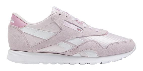 Zapatillas Reebok Moda Cl Nylon Mujer Rs/bl