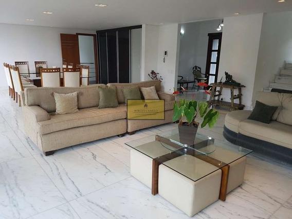 Casa Mangabeiras - 10 Quartos - 3841