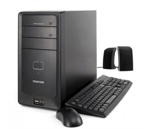 Cpu Positivo Core I5 4gb Hd 500gb - Promoção