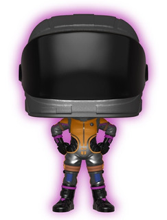 Figura Muñeco Funko Pop Fortnite Dark Vanguard 464