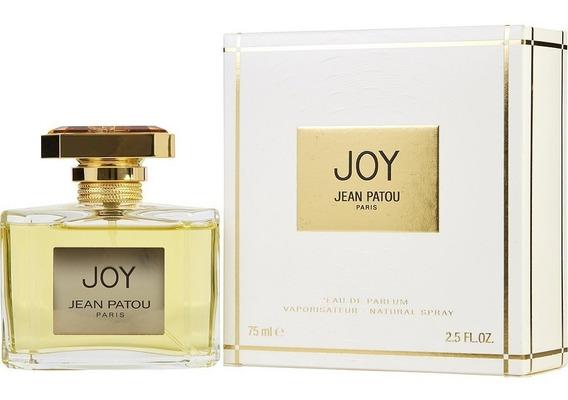 Perfume Joy Jean Patou 75ml Eau De Parfum Original - Lacrado