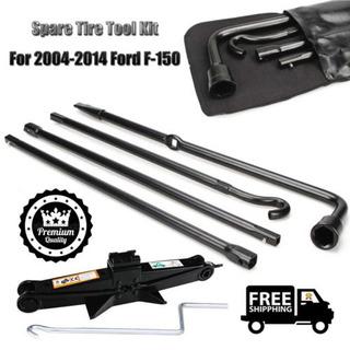 Para 2004-2014 Ford F150 Del Neumático De Repuesto