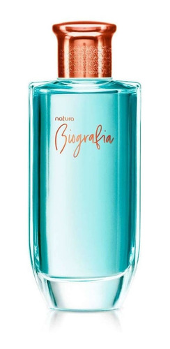 Perfume Biografía Clásico Mujer Productos Natura 100ml
