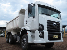 Vw 26260 Constellation Tracado 6x4 Com Basculante 14m3