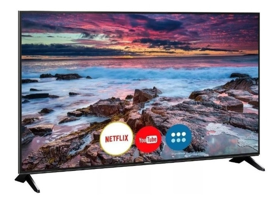 Smart Tv Panasonic 49 Led Ultra Hd 4kTc 49fx 600b