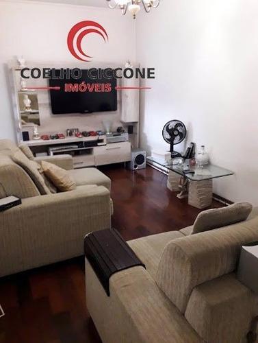 Imagem 1 de 15 de Apartamento Em Santa Maria - Sao Caetano Do Sul - V-3942