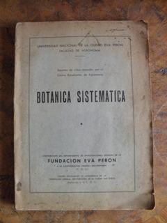 Botánica Sistemática - Fundación Eva Peron