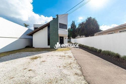 Imagem 1 de 30 de Casa Para Alugar, 272 M² Por R$ 6.900,00/mês - Santa Felicidade - Curitiba/pr - Ca0509