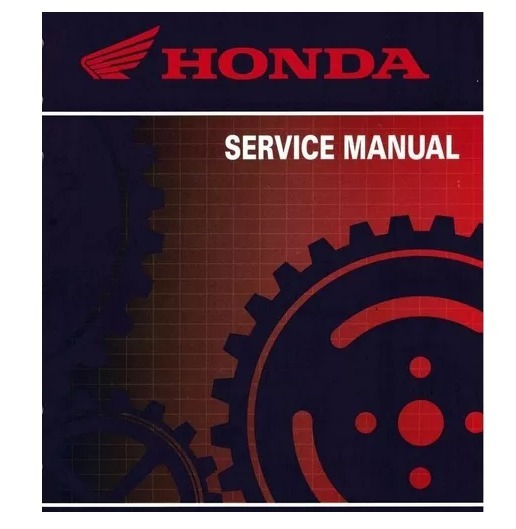 Manual De Serviço Honda Cb 300r 2009 Link