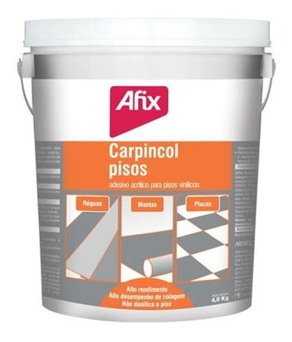 Pegamentos Adhesivo Acuoso Cemento 4lts Pisos Vinilicos Leed