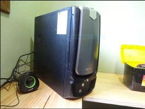 Pc Desktop 4gb Com Placa De Video