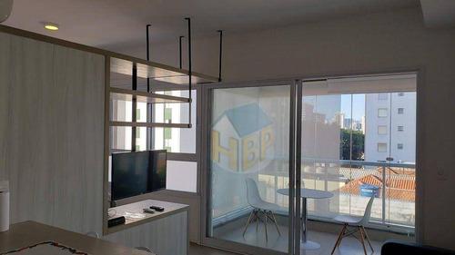 Apartamento Com 1 Dormitório Para Alugar, 35 M² Por R$ 2.800,00/mês - Vila Mariana - São Paulo/sp - Ap0296