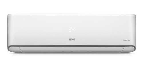 Aire acondicionado BGH Silent Air split frío/calor 5461 frigorías blanco 220V BS55CP