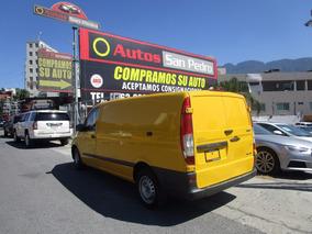 Mercedes Benz Vito Cargo Van 2012