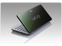 Sony Vaio Intel Display 7 Mini Laptop Wifi Webcam 2gb 60hdd