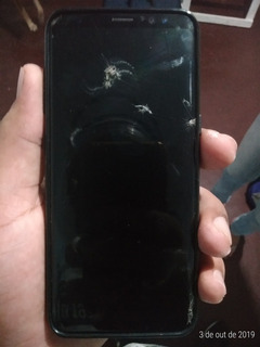 Vendo Samsung Galaxy S8, Display Quebrado
