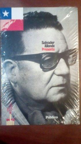 Imagen 1 de 2 de Salvador Allende. Presente. Nuevo.