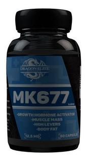 Mk-677 (sarm) 12,5mg 60 Cap - Dragon Elite = Mk Gh