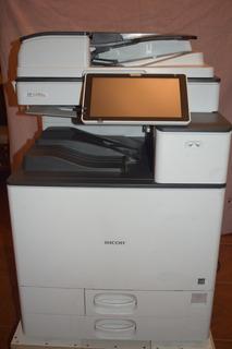 Impresora Ricoh Mp C2504 Multifunción Láser Color