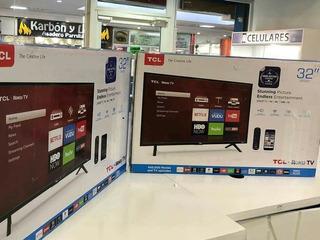 Tv Smart 32 Tcl Nueva Con Garantía