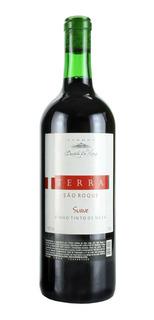 Vinho Tinto Suave Isabel/bordô Terra São Roque 750ml