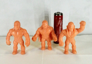 Legends Of Lucha Libre Muscle Konnan Solar Super Astro