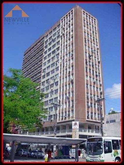 Sala Comercial À Venda, Boa Vista, Recife - Sa0209. - Sa0209