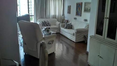 Imagem 1 de 16 de Apartamento Residencial À Venda, Aclimação, São Paulo. - Ap2973