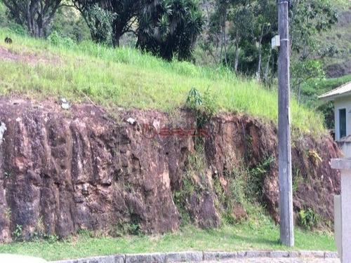 Imagem 1 de 8 de Ótimo Terreno De 410 M² Dentro De Condomínio A 5 Minutos Do Centro Da Cidade, Na Tijuca Teresópolis/rj - Te00181 - 33472944
