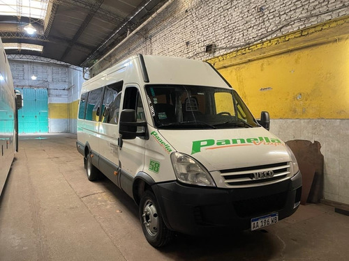 Iveco Daily 19+1 Año2016